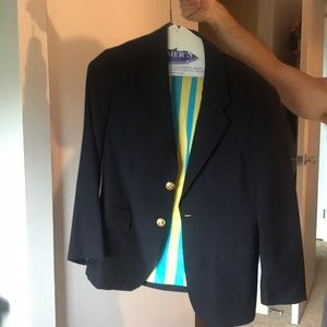 Other - Men's sigma chi blazer